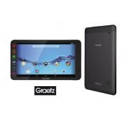 Tablet display 7 pollici GRAETZ dual core sistema android gps MID7003-P