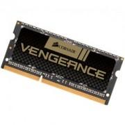 ram DDR3, 1600MHz 8GB 1x204 SODIMM, Unbuffered, 10-10-10-27, SODIMM, Black PCB, 1.5V, - CMSX8GX3M1A1600C10