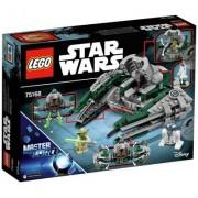 Lego starwars jedi starfighter di yoda 75168
