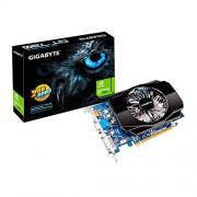 Gigabyte Nvidia GV-N730-2GI Scheda Video, VGA, Nero/Blu