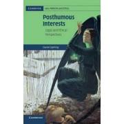 Posthumous Interests by Daniel Sperling