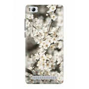 Noise Designer Printed Case / Cover for Xiaomi Mi 4i / Nature / White Flower