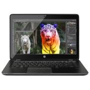 """Notebook HP ZBook 14 G2, 14"""" Full HD, Intel Core i7-5500U, M4150-1GB, RAM 4GB, HDD 1TB, Windows 10 Pro, Negru"""
