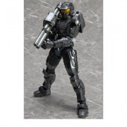 Halo Reach Play Arts New York Comic Con 2011 Exclusive Action Figure Spartan Mark V Silver by Square Enix