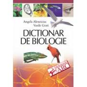 Dicţionar de biologie. arc