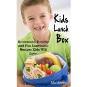 Kids Lunch Box by Mia Matthews