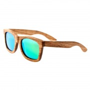 Earth Wood Sunglasses Panama 083gm Unisex