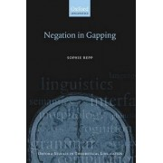 Negation in Gapping by Sophie Repp