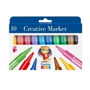 Carioca ICO Creative Kids 1-3mm 10/Set
