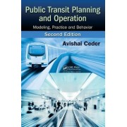 Public Transit Planning and Operation by Avishai Ceder