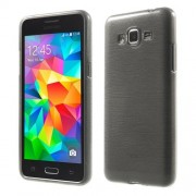 Husa TPU Gel Samsung Galaxy Grand Prime SM-G530H Flexibila Gri