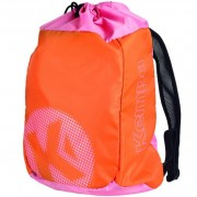 Kempa Rucksack SACKPACK KIDS - carrot/rosa
