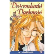 Descendants of Darkness by Yoko Matsushita