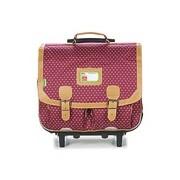 Tann's Táskák / Gurulós táskák LES CHICS FILLES CARTABLE TROLLEY 41CM para lányok