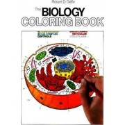 The Biology Coloring Book by Robert D. Griffin