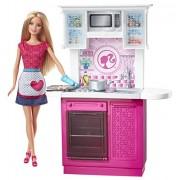 Barbie CFB62 - Barbie e i suoi Arredamenti, Cucina