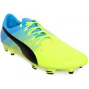 Puma evoPOWER 3.3 FG Running Shoes(Yellow)