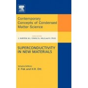 Superconductivity in New Materials: Volume 4 by Zachary Fisk