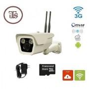 ITS 3G GSM CAMERA Wi-Fi Bullet 1.3 MP Camera