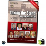 Taking the Stand - We Have More to say (Award-Winning Holocaust Documentary and eBook)