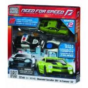 Need For Speed: Chevrolet Corvette ZR1 Vs Camaro SS Pursuit Pack
