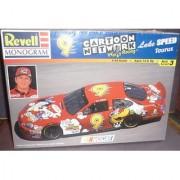 #2563 Revell/Monogram Lake Speed #9 Cartoon Network Taurus 1/24 Scale Plastic Model Kit by Revell