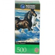 Master Pieces Masters of Photography Wave Dancers Jigsaw Puzzle