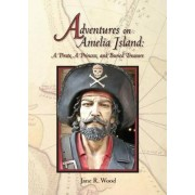 Adventures on Amelia Island; A Pirate, a Princess, and a Buried Treasure by Jane R Wood