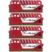 Memorii GeIL Evo Veloce DDR3, 4x8GB, 1333Mhz (CL9)