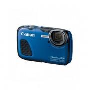 Aparat foto Canon Powershot D30 12.1 Mpx zoom optic 5x subacvatic Albastru