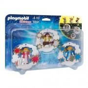 """Playmobil Dekoracja świąteczna """"Aniołki"""" 5591 - BEZPŁATNY ODBIÓR: WROCŁAW!"""