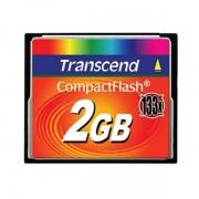 Card Transcend CompactFlash 2GB