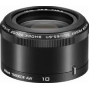 Obiectiv Foto Nikon 1 Nikkor AW 10mm f2.8 Black