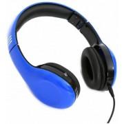 Casti audio cu microfon Omega Freestyle FH4920BL (Albastru)