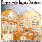 Perspective for Interior Design by John Pile