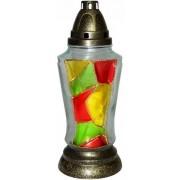 Candela sticla R312