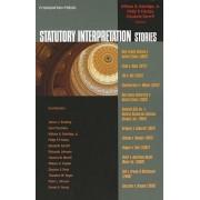 Statutory Interpretation Stories by Elizabeth Garrett