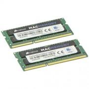 Memória MAC Corsair 8 GB (2 x 4GB ) / CMSA8GX3M2A1066C7 -1391 1391