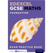 Edexcel GCSE Maths Foundation Exam Practice Book (Pack of 15) by Steve Cavill