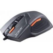 Mouse Tracer Pert 1600DPI USB Negru