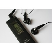 Digital audio recorder - multifunctional