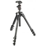Manfrotto Trepied 290B Befree MKBFRA4-BH Compact et Leger