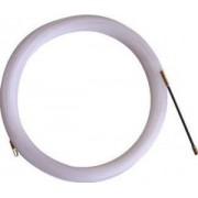 Sondă din mat. plastic pt. tras conductoare, cu cap metalic - L=20m, d=3mm TBSZ-20 - Tracon