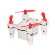 Nano Drona Hubsan H001 (Alb)