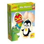Игра Mix Memo Carotina Baby Lisciani 53360