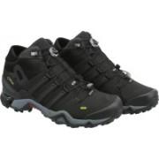 Adidas TERREX FAST R MID GTX Outdoor Shoes(Black)