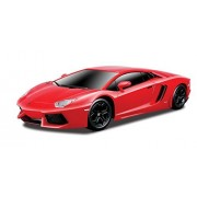 Maisto R/C Scale 1:24 Lamborghini Aventador LP 700-4 Radio Control Vehicle (Colors May Vary)