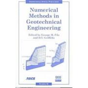 Numerical Methods in Geotechnical Engineering by George Filz