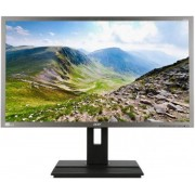 "Monitor TN LED Acer 28"" B286HK, Ultra HD (3840 x 2160), HDMI, DVI, DisplayPort, 1 ms, Boxe, Pivot (Negru)"