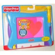 Fisher-Price Doodle Pro Neon Doodler- Blue/Purple/Pink